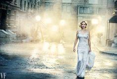 Vanity Fair Holiday 2016: Jennifer Lawrence by Peter Lindbergh