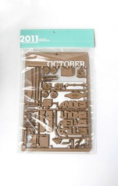 2011 Calendar on the Behance Network