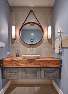 Bathroom Trends: Farmhouse Inspiration Ideas