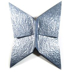 How to make an origami butterfly based on closed sink-fold (http://www.origami-make.org/howto-origami-butterfly.php) #origami #butterfly #o
