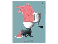 Project 11 - Justin Renteria Illustration #illustration #editorial