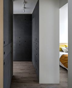 Asians Minimalist Aesthetics at Taiwanese Apartment by 2BOOKS Design - InteriorZine