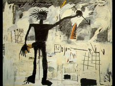 basquiat-self-portrait.jpg (JPEG Image, 1024x768 pixels) #basquiat #painting #modern