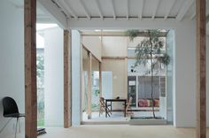 House Komazawa Park by miCo #interiors
