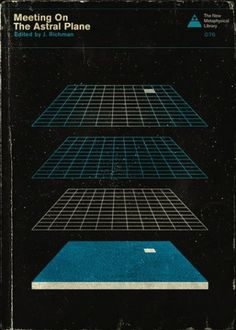 INFORMATION IS THE FIFTH DIMENSION. #cover #grid #book