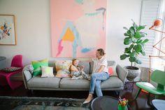 Freunde von Freunden — Miranda Skoczek — Artist, Apartment & Studio, Elwood, Melbourne — http://www.freundevonfreunden.com/interviews/