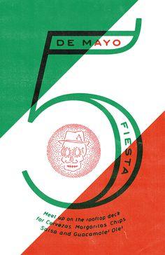 Baldwin& Cinco De Mayo Poster - Paul Tuorto