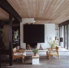 getimagevarintranet.asp2.jpg 761×750 pixels #1963 #interiors #hus #bigaards #architecture #friismoltke