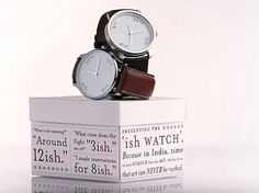 The 'Ish' Watch | Lovely Package #india #ish #watch