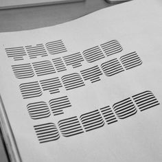 Fast Company Typography - 2011 on the Behance Network #typography