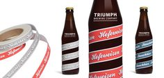 Triumph Brewing Company - Abby Brewster // Design #packaging #beer #brewster #abby