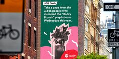 Spotify Unearths More Hilarious User Habits in Global Outdoor Ads for the Holidays – Adweek