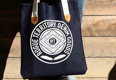 Rogue Territory Tote Bag | Selectism.com #bag #logo