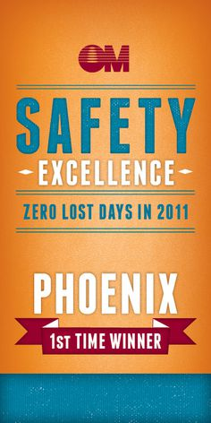 Safety Excellence Banner #print #design #banner