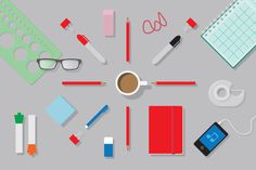 MetaDesign blog command z article #illustration