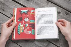 studio limb | graphic design & illustration #spread #illustration #book