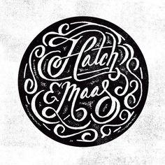 Hatch & Mass logo design by Jeremy Teff