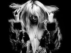 Abbey Lee Kershaw by Hedi Slimane | ZAC FASHION #white #black #photography #and #fashion