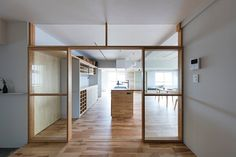 House in Higashi-matsuyama by Camp Design inc