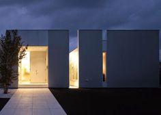 Diamond House by Masao Yahagi Architects