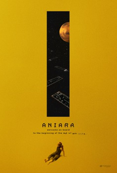 Extra Large Movie Poster Image for Aniara (#6 of 10)