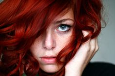 Soup - Everyone #hair #eyes #red #girl