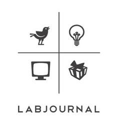 LAB Journal logo #type #logo #typography