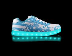 Light Up Shoes Womens Nova (Cotton Candy)