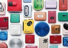 #sony #walkman #design #music #classic