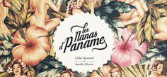 les nanas d paname le bonbon #typography #hand done #classy