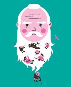 by Anna Dunn #illustration