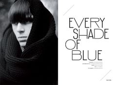 Every shade of Blue | Volt Café | by Volt Magazine