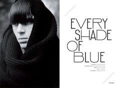 Every shade of Blue | Volt Café | by Volt Magazine
