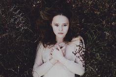 Laura Makabresku #inspiration #photography #portrait