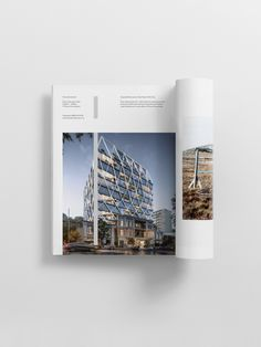 The International by Studio South, New Zealand #print #collateral #cover #case #spread #layout #grid #type