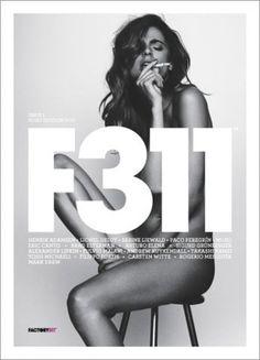 FFFFOUND! | Designspiration — Klor – F311 #cover #type #bold #image