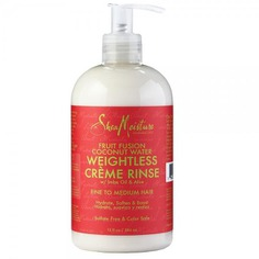 Shea Moisture Fruit Fusion Coconut Water Weightless Crème Rinse