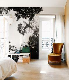 PALERMO_wallpaper #interior #design #decor #deco #decoration