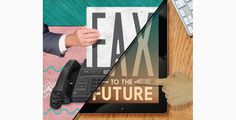 Fax isn't dead yet! Learn more about electronic faxing from this infographic!