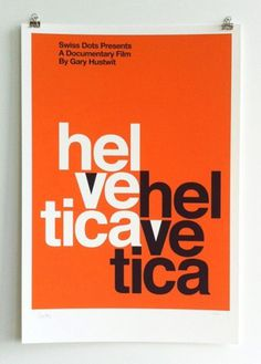 Limited Edition Helvetica Poster | AisleOne #dots #helvetica #swiss #poster