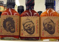 TheDieline.com: The Leading Package Design Blog: March 2007 posts #packaging #hot #sauce