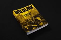 New design by Spy for Goldsmiths' alumni magazine Goldlink