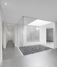 #courtyards #light #monotone #clean