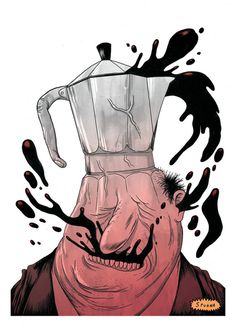 Italian Tetsuo – Coffee Love