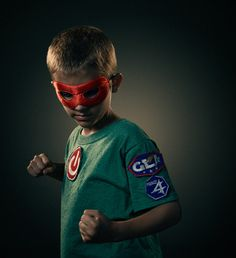 Real Life Superheroes by Dean Bradshaw #inspiration #creative #photography