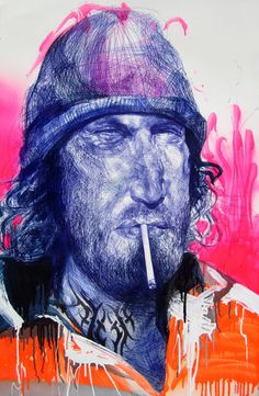 Andy Quilty | PICDIT #art #design #painting #drawing #artist