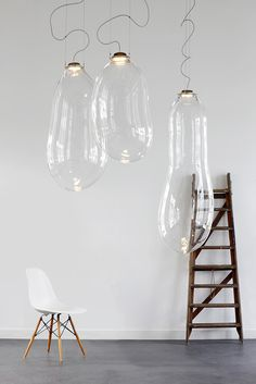 The Big Bubble #bubble #lamp