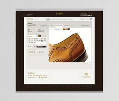 Six #website #shoe