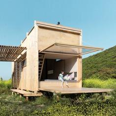 Cabin on the Border / SO? Architecture&Ideas
