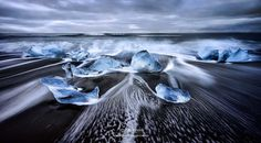 Breathtaking Nature Landscapes of Iceland by Jesús M. García